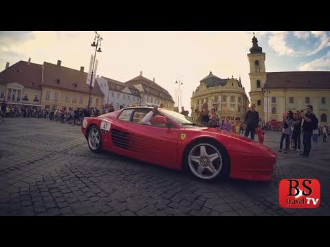 Ep. 49: I could only DRIVE it on the weekends. Sibiu, Romania, Transylvania Travel Guide