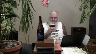 Beer Review # 3514 AleSmith Brewing 2015 Old Numbskull Barleywine Ale