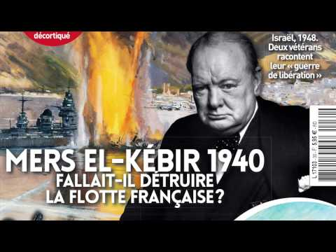 Pierre Grumberg présente la bataille de Mers el Kébir