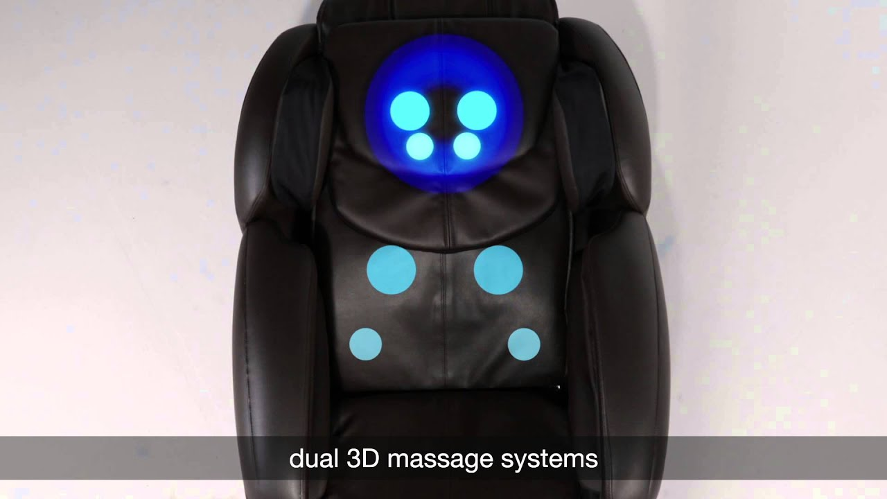brookstone signature massage chair in partnership with inada