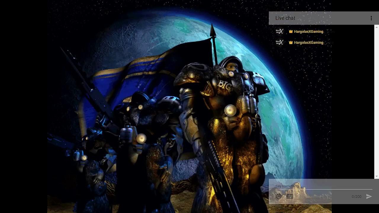 Download HargolasXGaming Live Stream on Starcraft!