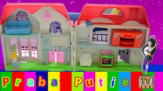 Video Mainan Rumah Barbie