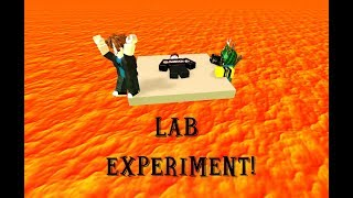 Random Death's?? | Roblox Lab Experiment