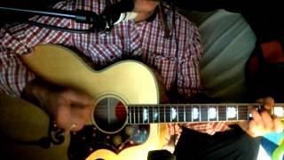 Total verliebt in dich ~ Wolf Maahn ~ Cover Akustikgitarre Gibson J-200 TV & Bluesharp
