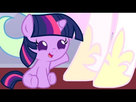 """""""Ponys' First Words!"""" MLP Baby Comic"""