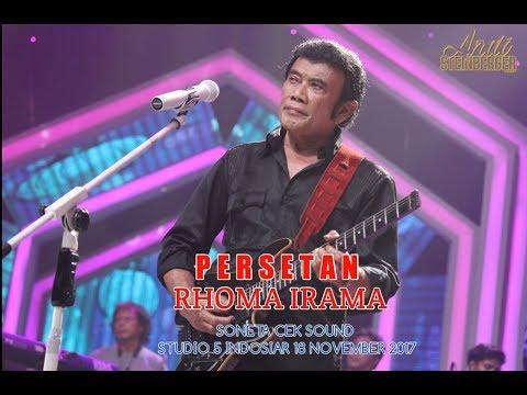 PERSETAN - RHOMA IRAMA ( SONETA CEK SOUND )