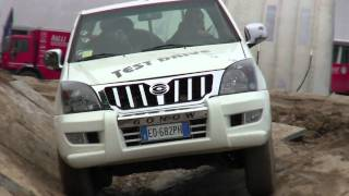 FD Auto e Gonow Europe al 4x4 Fest 2010