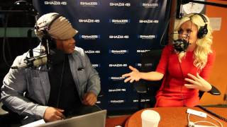 "Jenny McCarthy Speaks on ""Love in the Wild"" dating show on #SwayInTheMorning"