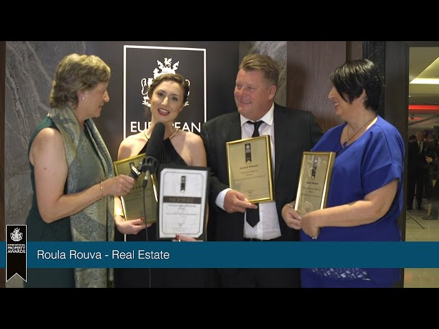 Roula Rouva Real Estate – European Property Awards