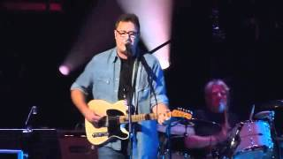 Watch Vince Gill Amie video