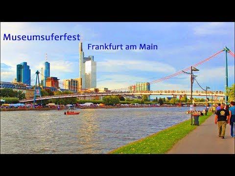 MUSEUMSUFERFEST Frankfurt am Main 2012 part2 HD