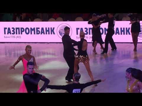 Корольков Роман - Куликова Дарина Paso 1/8 ROC-2017 RS Amateur+Youth Latin