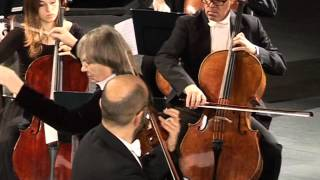 """Inauguracja Sezonu Artystycznego 2015/16 cz.1.Orkiestra Kameralna Polskiego Radia""""AMADEUS"""""""