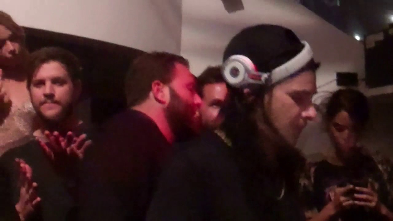 SKRILLEX at LIV on New Year's Eve with #PartyGod and # ...