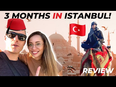 ISTANBUL, TURKEY 🇹🇷 ... REVIEW! (for digital nomads)