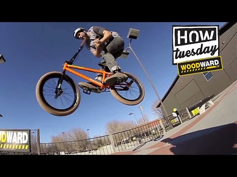 Ride BMX - How-To: Barspin w/ Aaron Ross