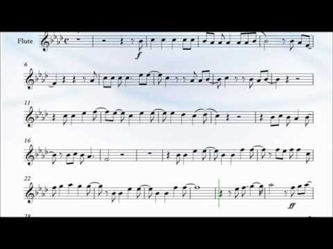 Let It Go Sheet Flute Youtube