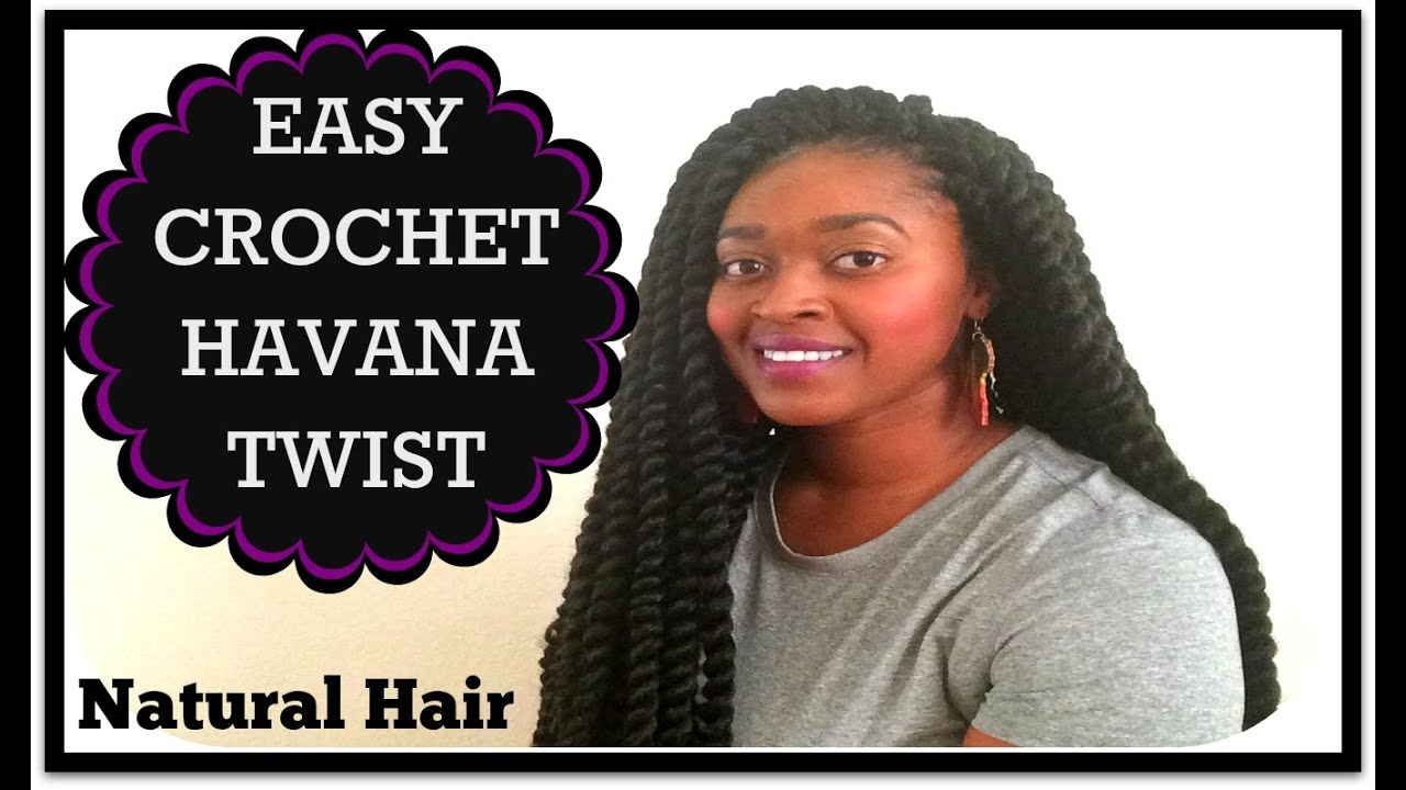 Crochet Hair Havana Mambo : Natural Hair Easy Crochet Havana Mambo Twist Smileyquanta ...