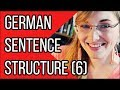 Learn German  Subordinate Clauses (1)  German Sentence Structure 6 Deutsch Fr Euch 45