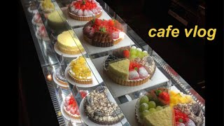 [Eng][cafe vlog] 카페사장 브이로그, 개인…