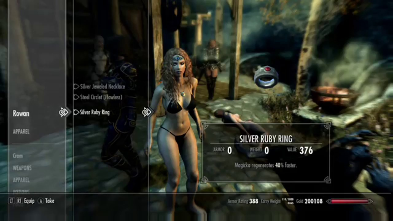 Mod skyrim slave Any mods