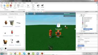 How to make a NPC that speaks in ROBLOX (old)