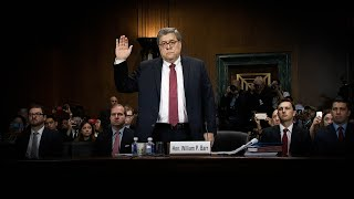 Attorney General P. Barr's Senate testimony (sped up) | Department of Satire