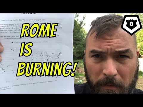 Rioting - Rome Is Burning - Special Report