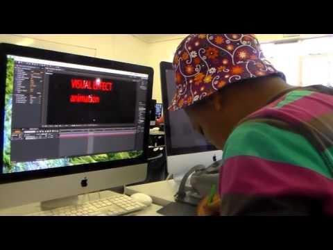 FILM AND TELEVISION STUDENT'S PORTFOLIO