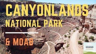 Ep. 98: Canyonlands National Park & Moab | RV travel Utah camping