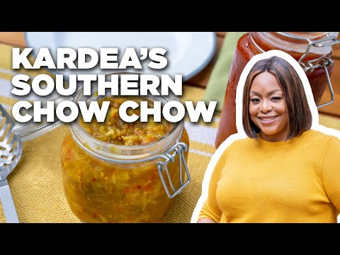 Kardea Brown's Southern Chow Chow | Food Network