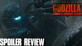 Godzilla: King Of The Monsters SPOILER Review