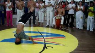 Capoeira Zambiacongo voador - Macaquinho (ZC Singapore)