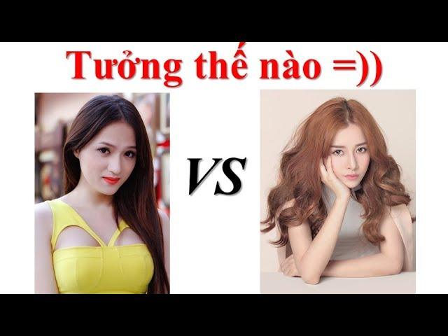 Thử so sánh giọng hát Chi Pu và Hương Giang Idol Hát Live - Đừng vội Khẳng định