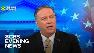 Pompeo acknowledges ISIS has regained strength