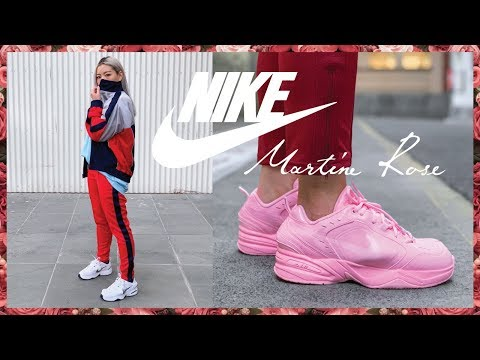 Nike X Martine Rose Air Monarch + Clothing | Review + Try On