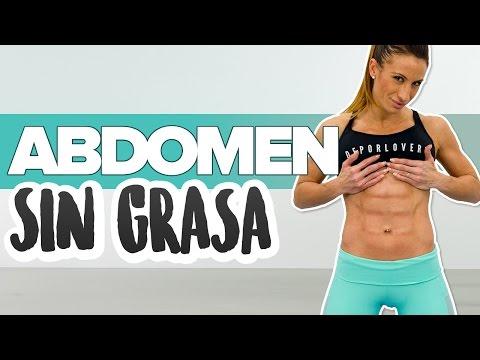 Circuito de 7 ejercicios para tonificar la zona del abdomen
