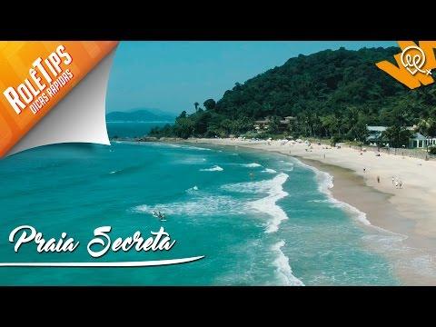 Praia Secreta - Guarujá