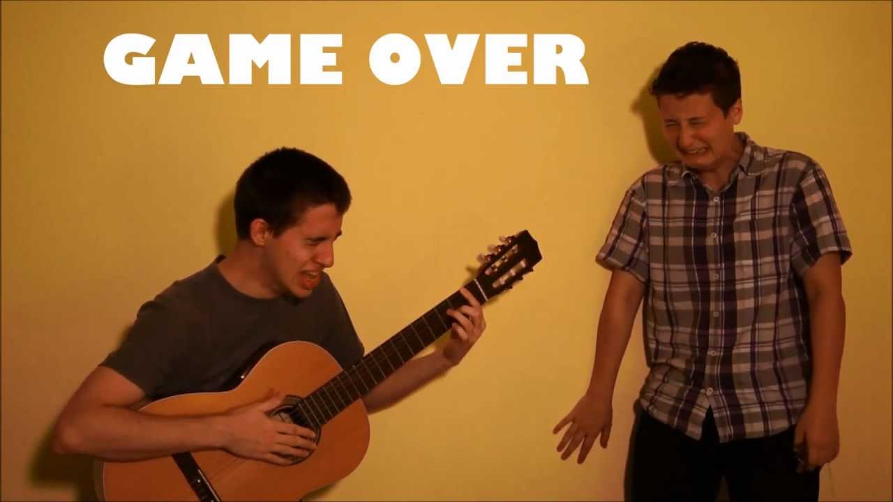 Donkey Kong Country 3 (GBA) - Game Over (cover) - YouTube