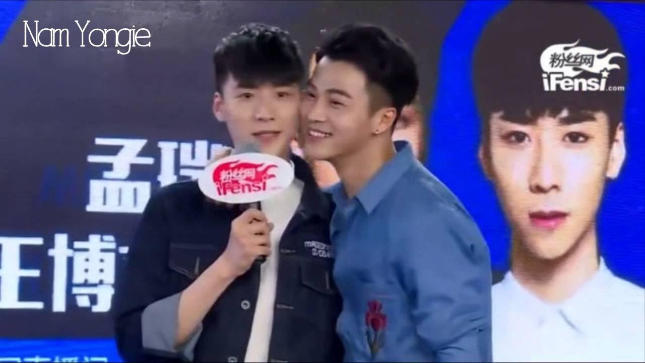 [FMV] Ruiwen's Sweet Moments - [Bất Khả Kháng Lực 不可抗力 Uncontrolled Love]