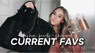 CURRENT FAVORITES AUGUST 2020 | amazon, fashion, + beauty favorites