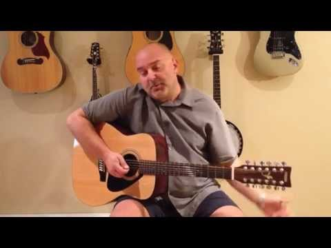 How to Play Small Town - John Mellencamp cover - Easy 4 Chord Tune