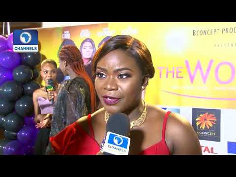 Highlights Of 'The Women' Movie Premiere In Lagos | EN |