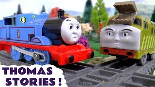 Thomas and Friends Episodes Accident Crash with Minions and Disney Planes Toys Surprise Eggs