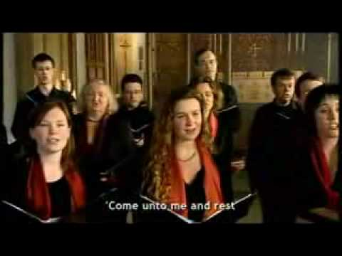 I Heard The Voice Of Jesus Say - Songs Of Praise