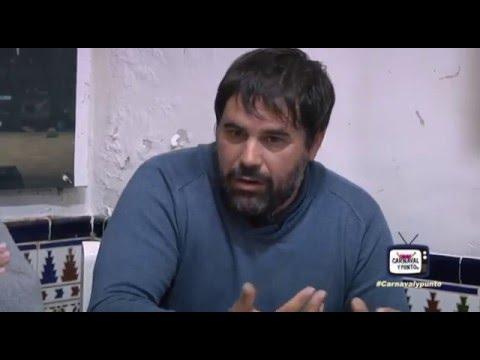Adelanto de la tertulia de comparsas finalistas en Carnaval y Punto Tv. 03-05-2016.