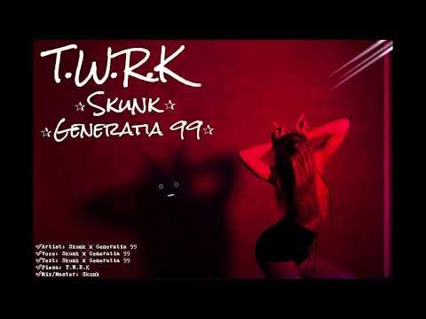 Skunk ❌ Generatia 99 - T.W.R.K | Audio