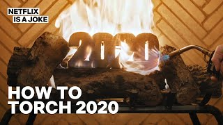 Death to 2020 Presents: How to Move On From This Year