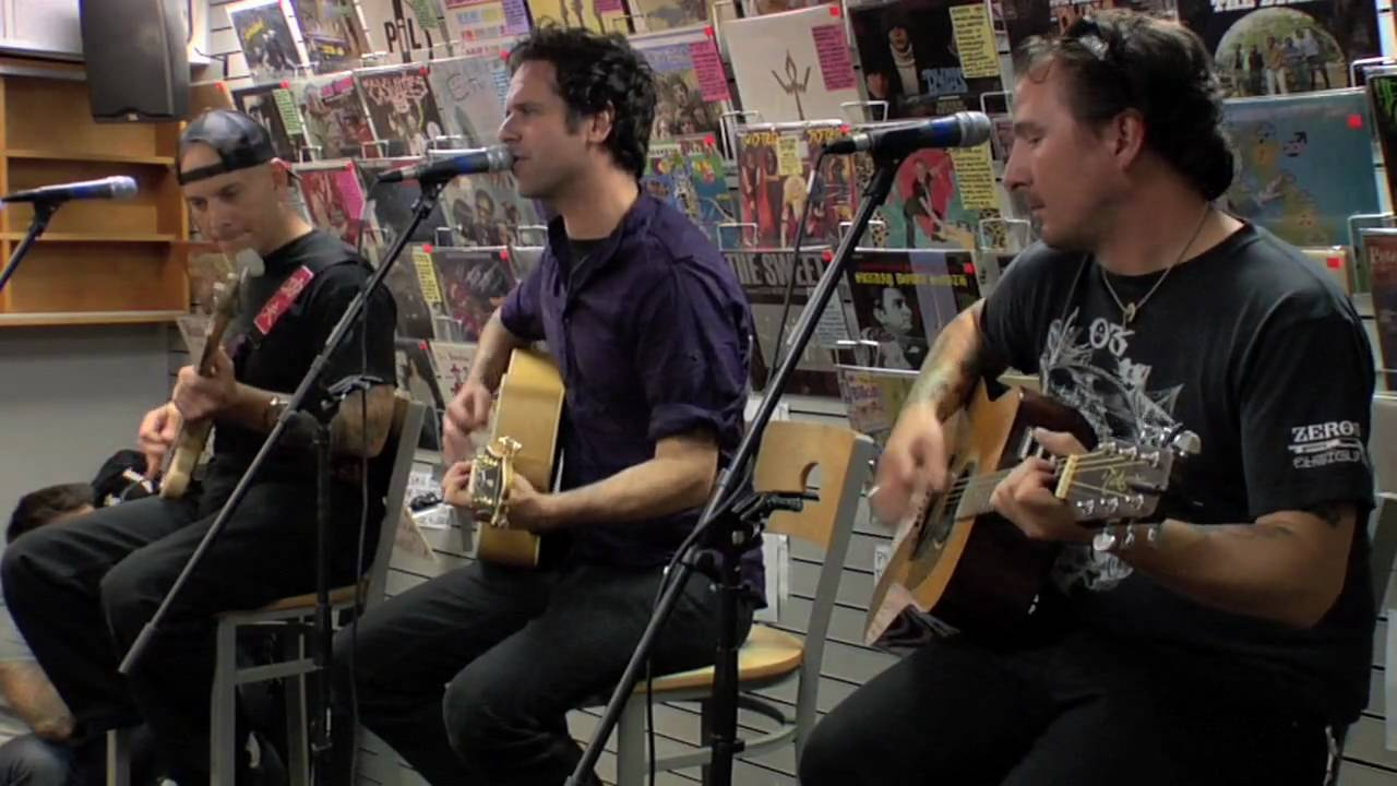 the-bouncing-souls-just-like-heaven-acoustic-hd-generation-records-instore-lobo-jones