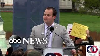 Josh Duggar Admits Being 'Unfaithful'